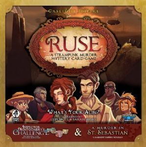 Ruse Card Game